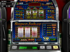 Super Joker VIP slots-77.com Betsoft 1/5