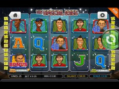 The Special Ones slots-77.com Wirex Games 1/5