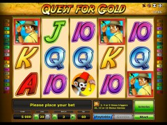 Quest for Gold slots-77.com Novomatic 1/5