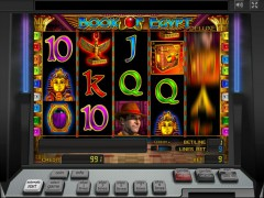 Book of Egypt Deluxe slots-77.com Novomatic 4/5