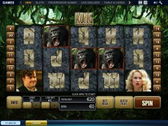 King Kong slots-77.com Playtech 1/5