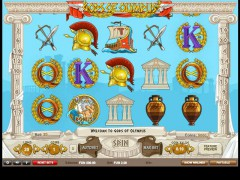 Gods of Olympus slots-77.com 1X2gaming 1/5