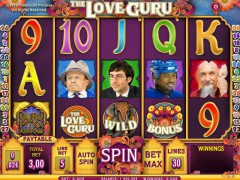 The Love Guru slots-77.com iSoftBet 1/5