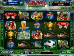 Football Frenzy slots-77.com RealTimeGaming 1/5