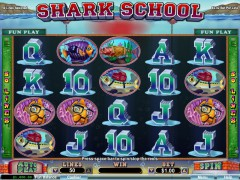 Shark School - RealTimeGaming