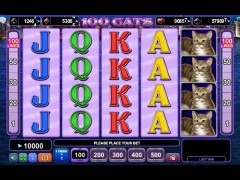 100 Cats - Euro Games Technology