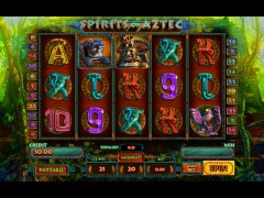 Spirit Of Aztec slots-77.com Playson 1/5