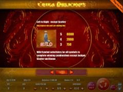 China Delicious 9 Lines slots-77.com Wirex Games 2/5