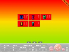 Lucky Letters 9 Lines slots-77.com Wirex Games 5/5