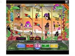 Pink Rose Pirates 40 Lines slots-77.com Wirex Games 1/5