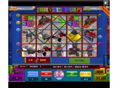 Toy Shop 9 Lines slots-77.com Wirex Games 1/5