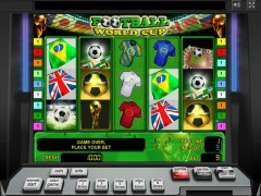 Football World Cup - Gaminator
