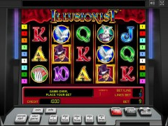 Illusionist slots-77.com Greentube 1/5