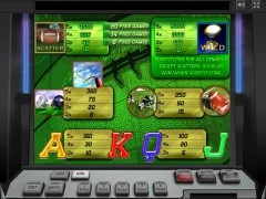 American Football slots-77.com Greentube 2/5