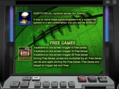American Football slots-77.com Greentube 3/5