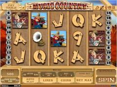 Music Country slots-77.com iSoftBet 1/5