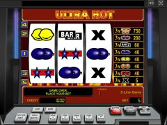 Ultra Hot slots-77.com Novomatic 1/5