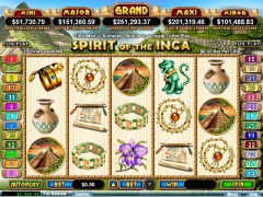 Spirit of the Inca slots-77.com RealTimeGaming 1/5