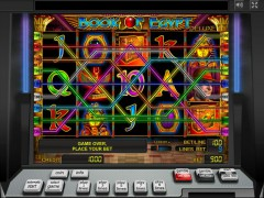 Book of Egypt Deluxe slots-77.com Gaminator 4/5