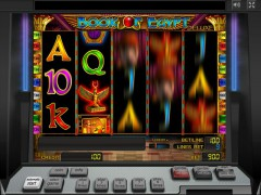 Book of Egypt Deluxe slots-77.com Greentube 5/5