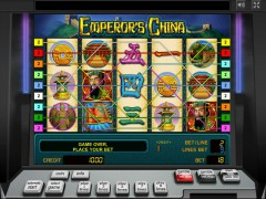 Emperor`s China slots-77.com Greentube 4/5