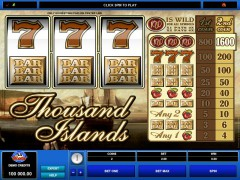 Thousand Islands slots-77.com Microgaming 1/5