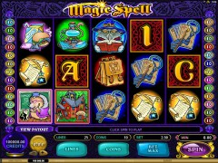 Magic Spell - Microgaming
