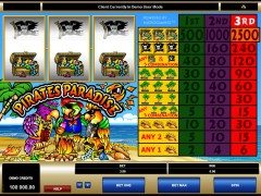 Pirates Paradise slots-77.com Microgaming 1/5