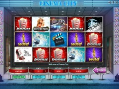 Cinema City slots-77.com Gamescale 1/5
