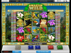 Amazon Wild 100 Line Slot slots-77.com Playtech 1/5