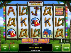 Rumble in the Jungle slots-77.com Gaminator 1/5