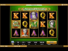 Michelangelo slots-77.com High5Games 1/5