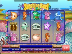 Sunshine Reef slots-77.com Microgaming 1/5