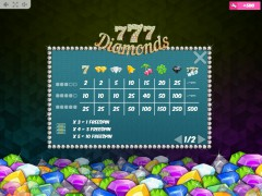 777 Diamonds slots-77.com MrSlotty 5/5