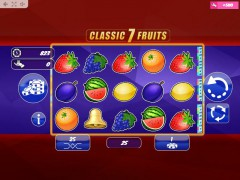 Classic7Fruits slots-77.com MrSlotty 1/5