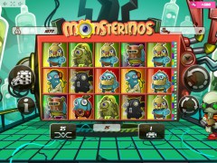 Monsterinos slots-77.com MrSlotty 1/5