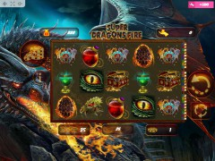 Super Dragons Fire slots-77.com MrSlotty 1/5