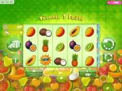 Tropical7Fruits slots-77.com MrSlotty 1/5