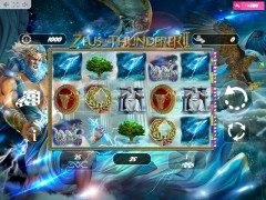 Zeus the Thunderer II slots-77.com MrSlotty 1/5