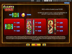 Giant's Gold slots-77.com William Hill Interactive 4/5