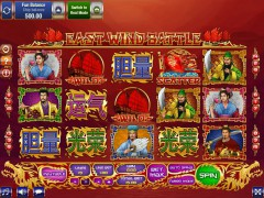 East Wind Battle slots-77.com GamesOS 1/5