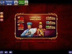 East Wind Battle slots-77.com GamesOS 3/5