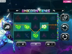 Unicorn Gems slots-77.com MrSlotty 2/5