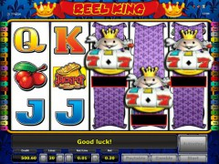 Reel King slots-77.com Novomatic 5/5